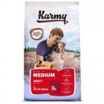 KARMY MEDIUM ADULT - телятина , 15 кг