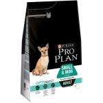 PRO PLAN для собак мелких пород с ягненком, 7 кг