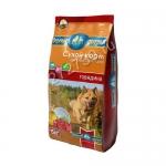Верные друзья - для собак всех пород, говядина, 15 кг