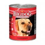 BIG DOG конс. д/соб 850 г Говядина