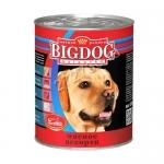 BIG DOG конс. д/соб 850 г Мясное ассорти