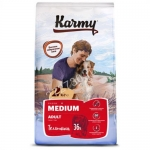 KARMY MEDIUM ADULT - телятина , 15 кг