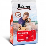 KARMY MEDIUM JUNIOR - индейка, 15 кг