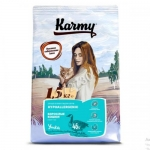 KARMY SPECIALIZED HYPPOALLERGENIC - утка , 1,5 кг
