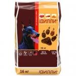 Дилли для активных собак 16 кг