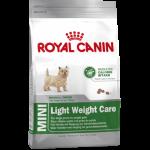 Роял Канин MINI LIGHT WEIGHT CARE 4 кг
