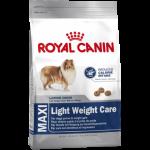 Роял Канин  MAXI LIGHT WEIGHT CARE 15 кг