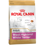 Роял Канин WEST HIGHLAND WHITE TERRIER ADULT 3 кг